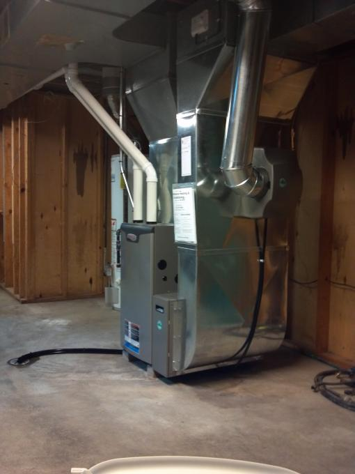 How to Measure and Make Transitions between New Furnace and