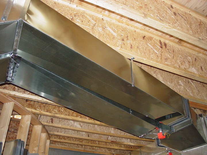Awesome How to Install Ductwork In Basement