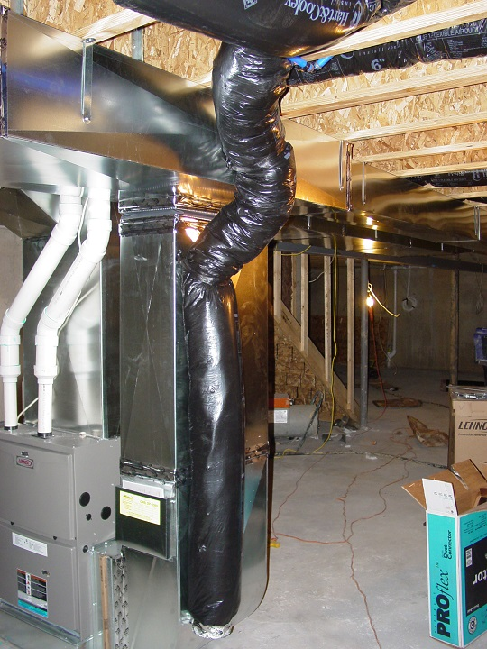 combustion air intake rh ductworkinstallation com fresh air vent in basement Air to Air Exchanger