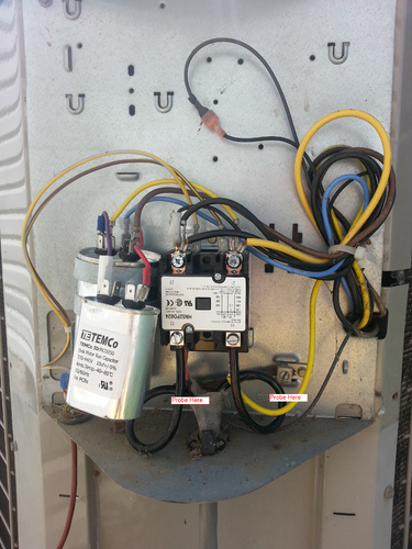 Oil Furnace Fan Relay Wiring Diagram How To Wire A