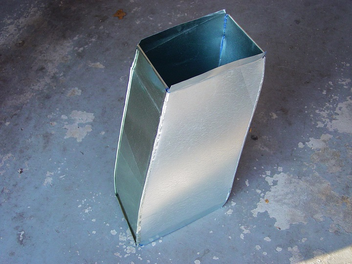 Duct Offset and Riser Formula