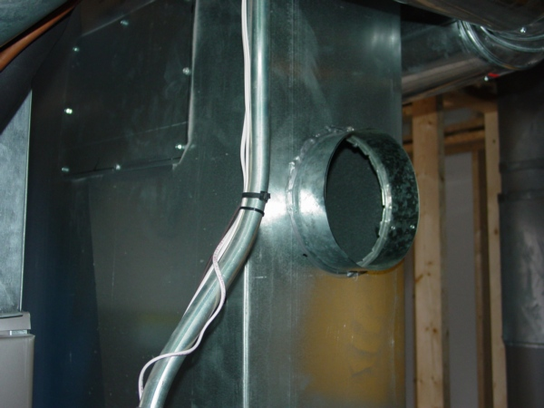 Ducted Cold Air Return