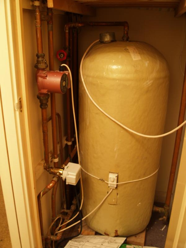 Boiler Noise