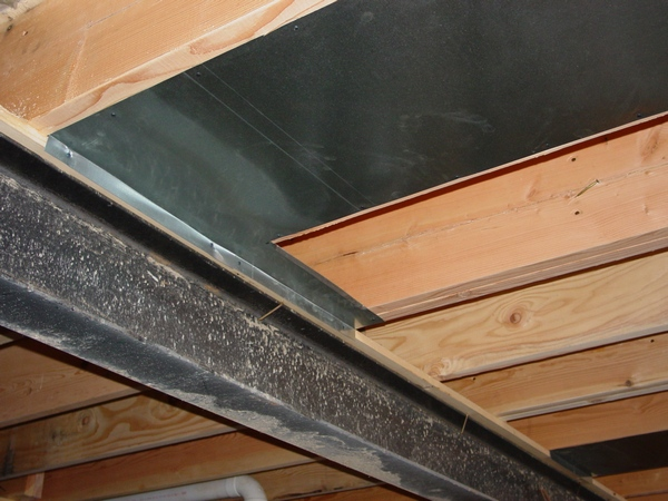 Ductwork In Basement