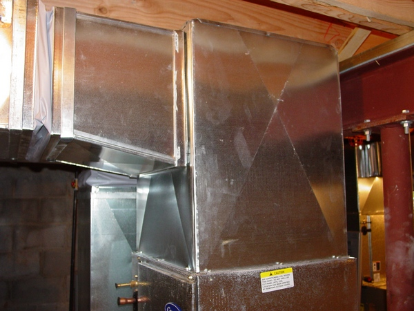 Ductwork Installation Introduction